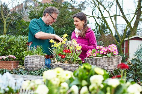 Garten Im Frühling by Die Gartenarbeit Im Fruhling Menerima Info