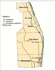 florida department of transportation district 4 surveying