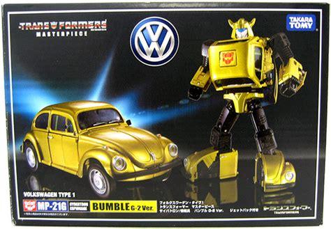 Mp 21g Goldbug Gold Bumblebee Goldbug Mp 21g Transformers