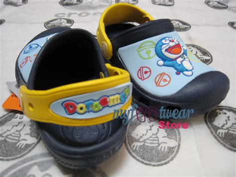 Boot Doraemon Murah myfootwearstore pusat sepatu crocs murah surabaya doraemon original