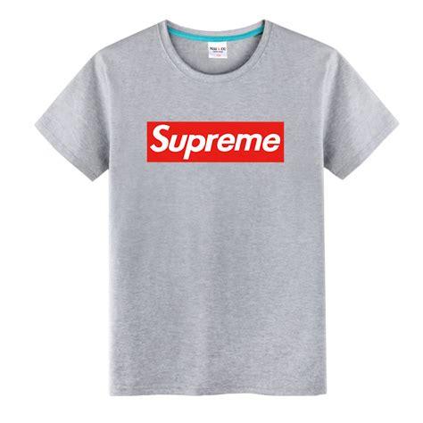 T Shirt Supreme 55 como se paga con visa en aliexpress