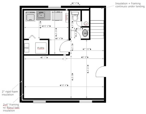 how to layout a basement basement layout ideas 171 greg maclellan