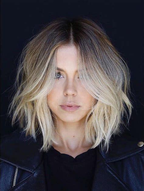 cortes de pelo largo para caras redondas cortes de cabello 2018 corte de cabello largo caras