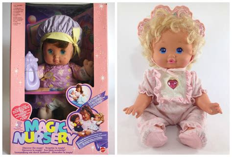 fashion doll 1990s baby dolls from the 80s and 90s alltoys for
