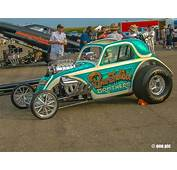 Fiat Topolino Drag Car  Fuel Altered Pinterest