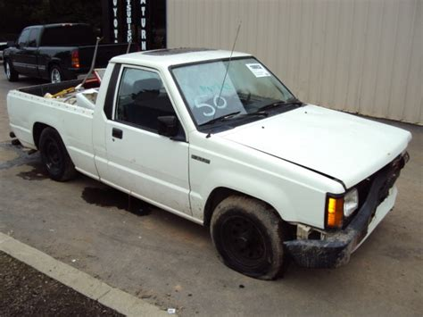 1990 Mitsubishi Truck 4cyl Color White Mitsubishi Parts