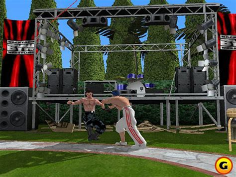 backyard wrestling characters backyard wrestling there goes the neighborhood event in