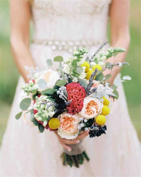 With Bouquet by The 50 Best Wedding Bouquets Martha Stewart Weddings