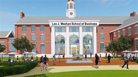 Mba Gmu Tuition by W B Ceo Leo J Meehan Gives 10m To Stonehill
