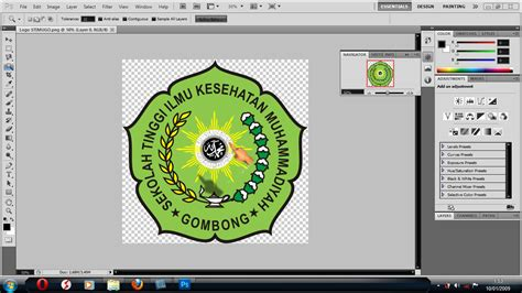 tutorial membuat logo universitas tips and trick cara membuat logo tanpa coreldraw