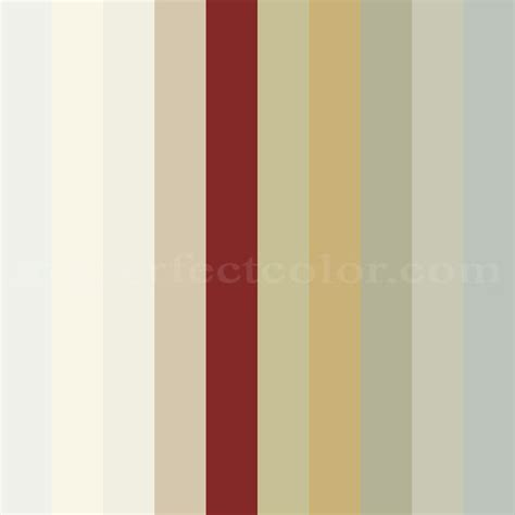 benjamin top ten selling affinity colors scheme created by