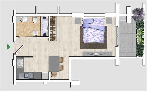 appartamenti roma est monolocale in affitto a roma est n 4 di 39 mq
