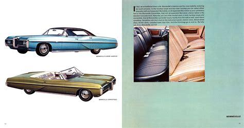 old cars and repair manuals free 1968 pontiac grand prix navigation system 1968 pontiac brochure