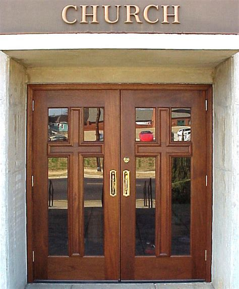 Exterior Church Doors Doors By Decora Church Door Collection Dbyd7027