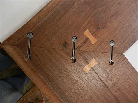 live edge bar top live edge walnut bar top by gregg m lumberjocks com