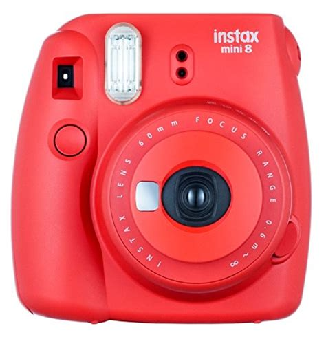 Fujifilm Instax Mini 8 Raspberry fuji instax mini 8 instant raspberry polaroid type ebay