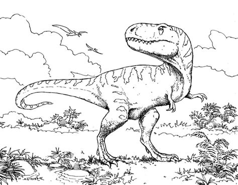 coloring pages of prehistoric animals coloring pages extinct animals printable dinosaur