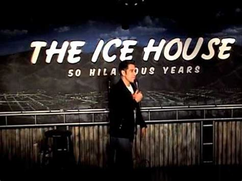 the ice house erik the ice house comedy club youtube