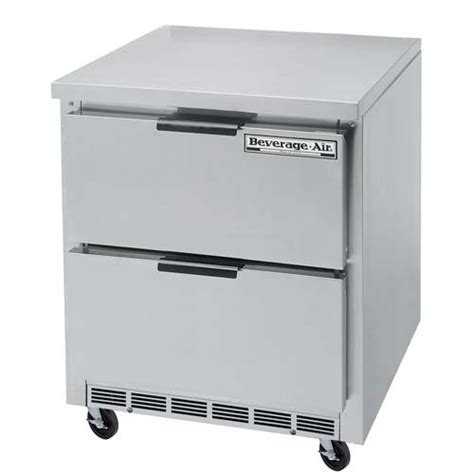 Undercounter Refrigerator Drawers by Beverage Air Ucrd27a 2 Undercounter Refrigerator 2
