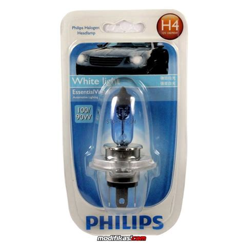 Bohlam Standart T10 wts segala jenis lu philips harga distributor hid halogen mobil motor led drl