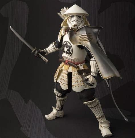 Figure Wars Stromtrooper limited edition wars samurai stormtrooper figure