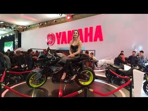 motosiklet fuari  istanbul yamaha youtube