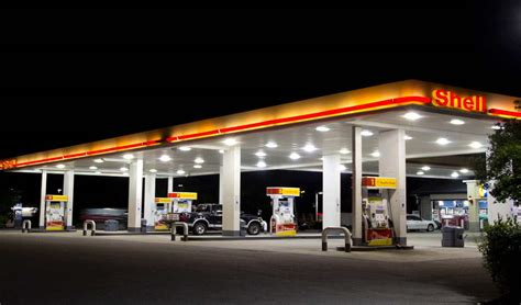 gas station canopy lights led canopy lights for gas station repair replace build out