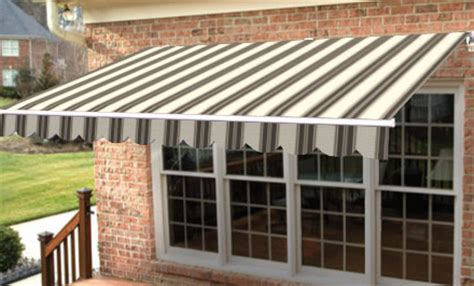 retractable awnings atlanta retractable window awnings for outdoor and patio atlanta