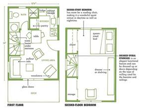 small cabin plans with loft