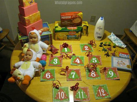 12 days of christmas gift ideas pintrest 12 days of secret santa gift ideas