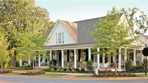 southern living floorplans 17 house plans with porches southern living