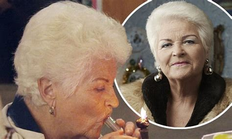 Pam Caigns Against Kfc Postage St by Eastenders Pat Pam St Clement Uses Every Day Daily