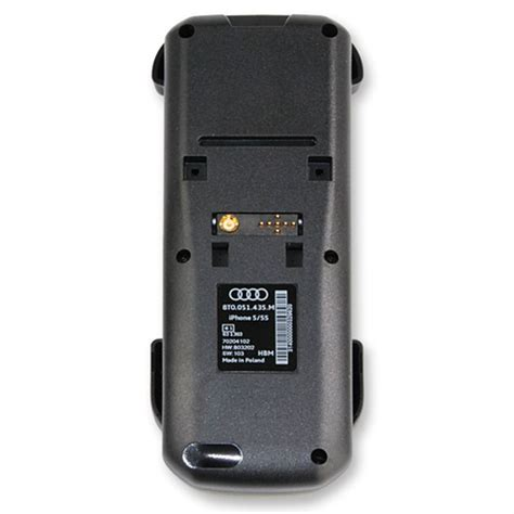 Audi Iphone Halterung by Audi 8t0 051 435 M Original Audi Dockingstation