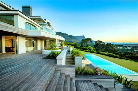 global houses in south africa a modern house with three swimming pools