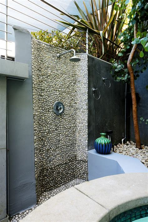 gartendusche ideen outdoor dusche gartendusche f 252 r einen noch tolleren sommer