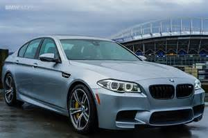 real photos of the 2016 bmw m5 metal silver edition
