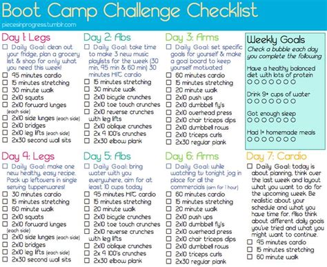 i this checklist because of the helpful daily