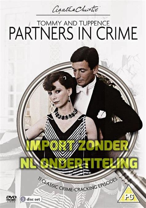 partners in crime agatha 0007354630 bol com agatha christie s tommy and tuppence partners in crime import