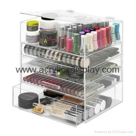 Acrylic Makeup 15 acrylic cosmetic organizer acds 15 tw china