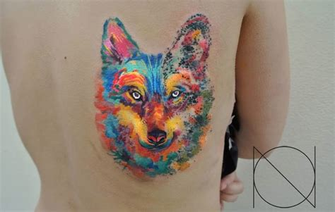 watercolor tattoos reviews 20 watercolor tattoos tattoodo