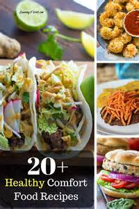 20 healthy comfort food recipes