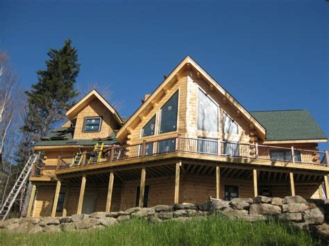 alpenwald southern vermont land and log homes for