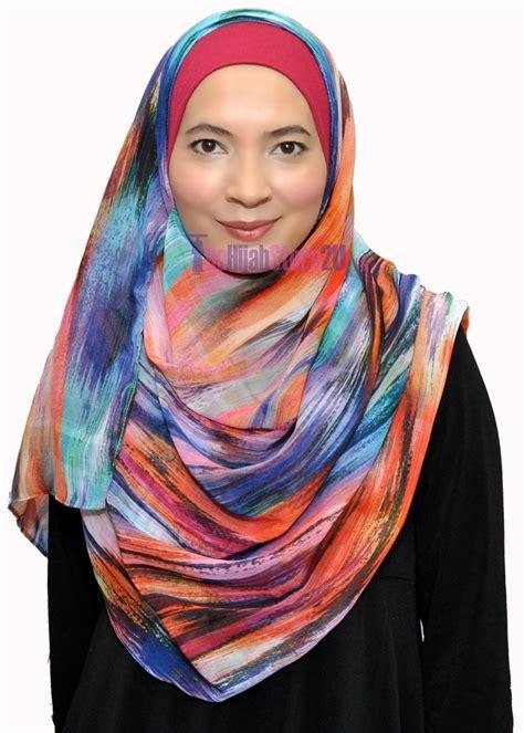murah pasmina instant maishafa loop instant shawl murah thehijabstore2u