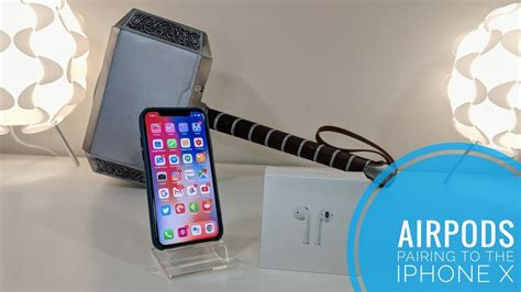 pairing airpods   iphone  youtube