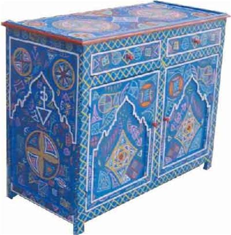 Armoire Style Marocain by Morocco Furniture
