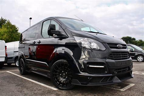 Custom Limited Edition used 2016 ford transit custom m sport ken block limited