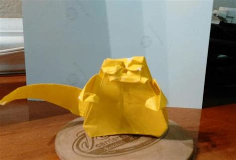 Jabba Origami - what the hutt origami yoda