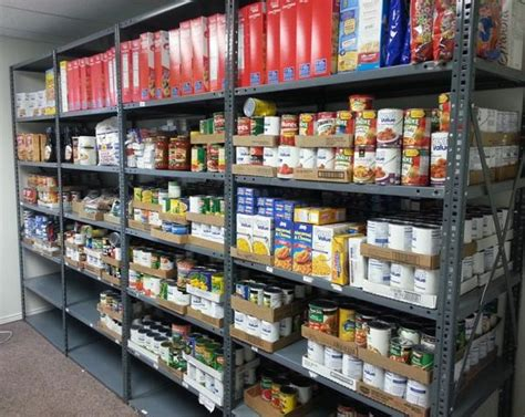 flood of donations gives commerce food pantry new