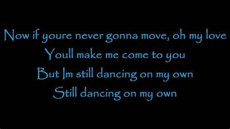ware lyrics if you re never gonna move ware with lrics