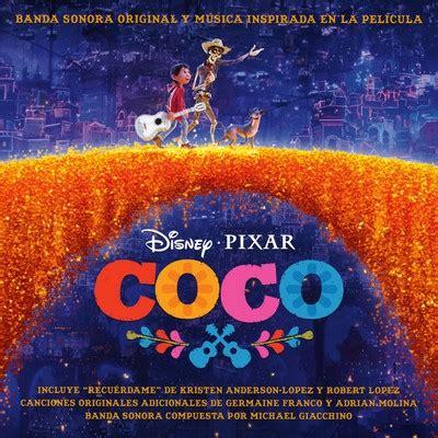 Coco Soundtrack Download | coco soundtrack by michael giacchino va